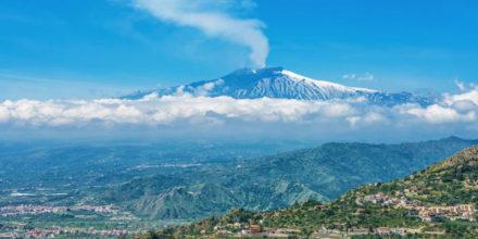 Excursion à l'Etna